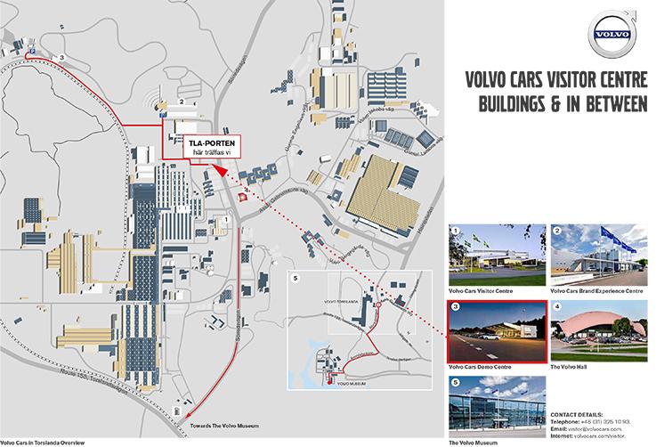 volvo torslanda karta FULLBOKAT   Upplev Volvo tillsammans med Bra Bil och Företagarna  volvo torslanda karta